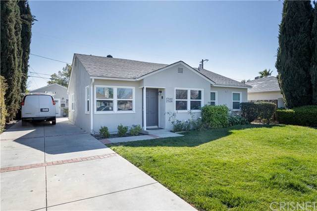 17540 Lorne Street, Northridge, CA 91325 (#SR21038261) :: Power Real Estate Group