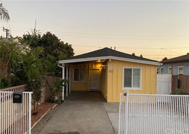 2638 E Tyler St, Carson, CA 90810 (#RS21039991) :: American Real Estate List & Sell