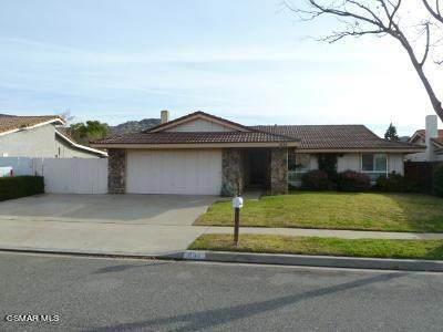 1834 Edgewood Drive, Simi Valley, CA 93063 (#221001010) :: Mainstreet Realtors®