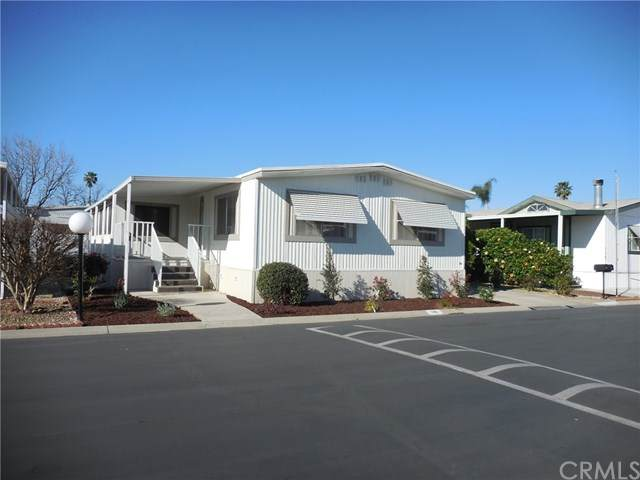 9391 California Avenue #118, Riverside, CA 92503 (#IV21039785) :: RE/MAX Empire Properties
