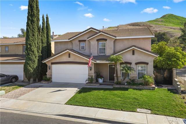4189 Stone Mountain Drive, Chino Hills, CA 91709 (#TR21037245) :: RE/MAX Masters