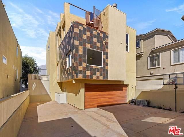 315 Anita Street B, Redondo Beach, CA 90278 (#21698128) :: Bathurst Coastal Properties