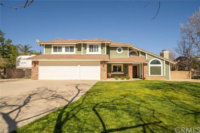 13074 Chickasaw Road, Rancho Cucamonga, CA 91739 (#CV21038758) :: Power Real Estate Group