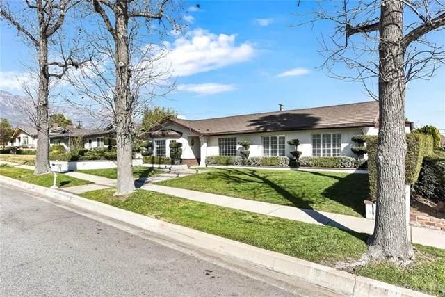 1354 N San Antonio Avenue, Upland, CA 91786 (#CV21040706) :: Mainstreet Realtors®