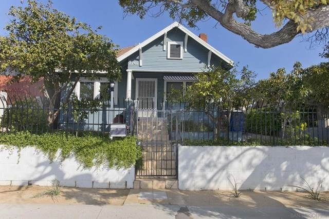 2760 K St, San Diego, CA 92102 (#210005062) :: Power Real Estate Group