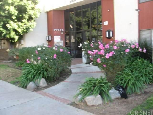 20234 Cantara Street #263, Winnetka, CA 91306 (#SR21039146) :: Millman Team