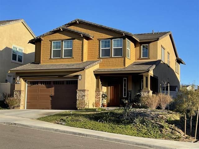 235 Ventasso Way, Fallbrook, CA 92028 (#NDP2102099) :: Millman Team