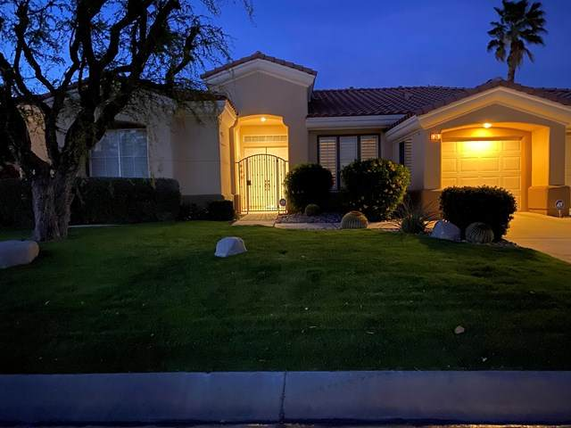 24 Calle La Reina, Rancho Mirage, CA 92270 (#219057980DA) :: Powerhouse Real Estate
