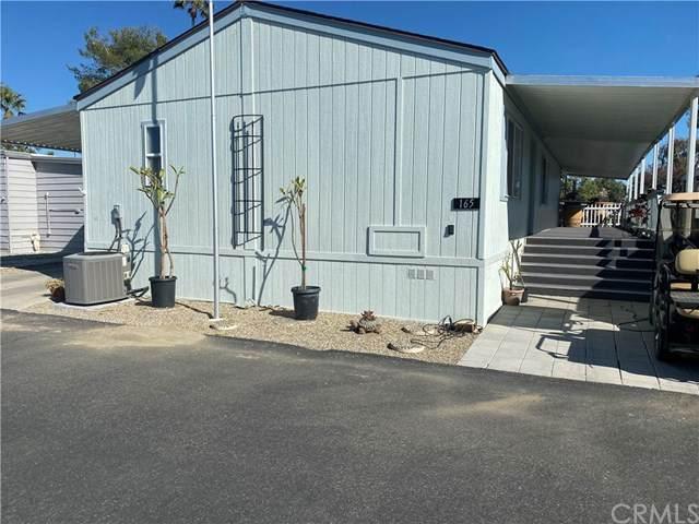 5001 W Florida Avenue #165, Hemet, CA 92545 (#SW21040668) :: RE/MAX Empire Properties