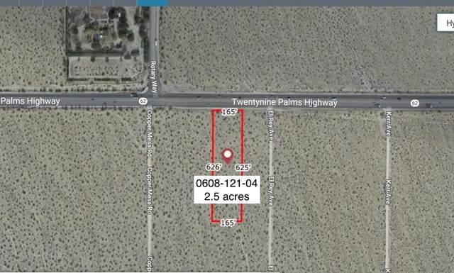2-.36 Acres Hwy 62 E Of Copper Mesa Road - Photo 1