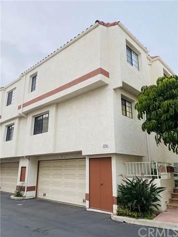 2931 Plaza Del Amo #93, Torrance, CA 90503 (#SB21040850) :: Bathurst Coastal Properties