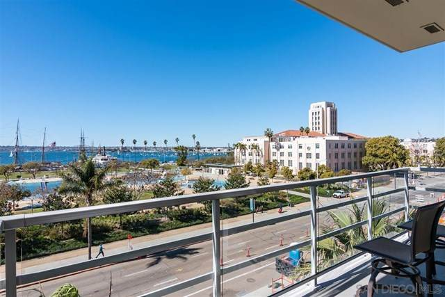 1431 Pacific Hwy #514, San Diego, CA 92101 (#210005091) :: Jett Real Estate Group