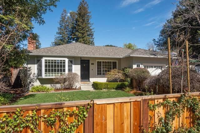 4205 Fair Oaks Avenue, Menlo Park, CA 94025 (#ML81831666) :: Rogers Realty Group/Berkshire Hathaway HomeServices California Properties