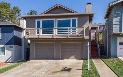 1384 Skyline Drive, Daly City, CA 94015 (#ML81831660) :: Rogers Realty Group/Berkshire Hathaway HomeServices California Properties