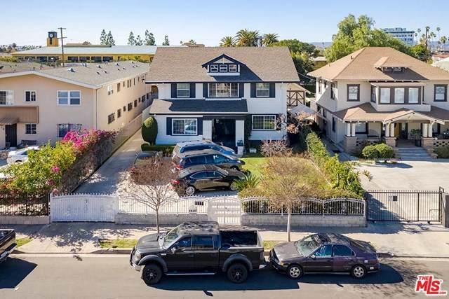 1331 S Van Ness Avenue, Los Angeles (City), CA 90019 (#21695976) :: Mainstreet Realtors®