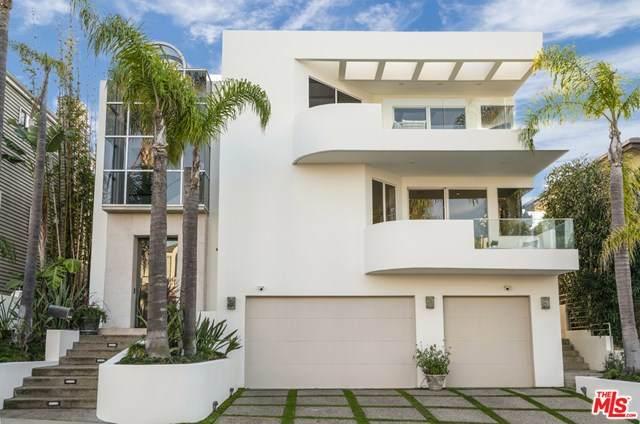 7911 Berger Avenue, Playa Del Rey, CA 90293 (#21698200) :: Bathurst Coastal Properties