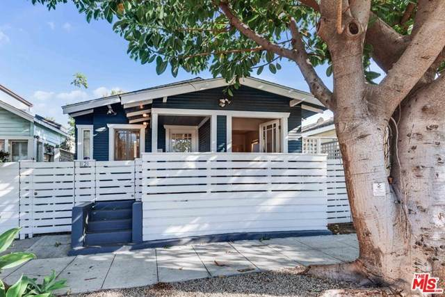 1121 Cabrillo Avenue, Venice, CA 90291 (#21698580) :: Bathurst Coastal Properties