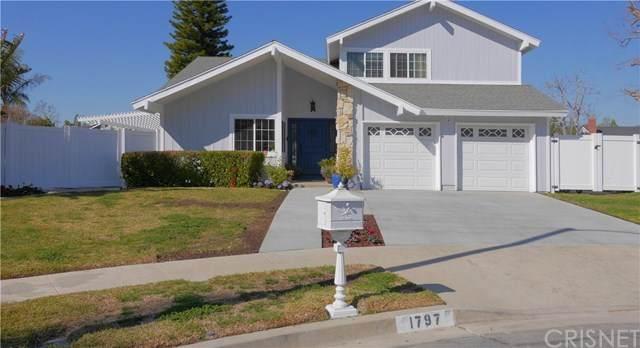 1797 Dulcie Court, Simi Valley, CA 93063 (#SR21041010) :: Mainstreet Realtors®