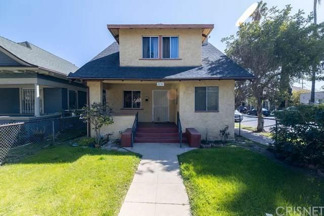 2236 S Catalina Street, Los Angeles (City), CA 90007 (#SR21041007) :: Mainstreet Realtors®