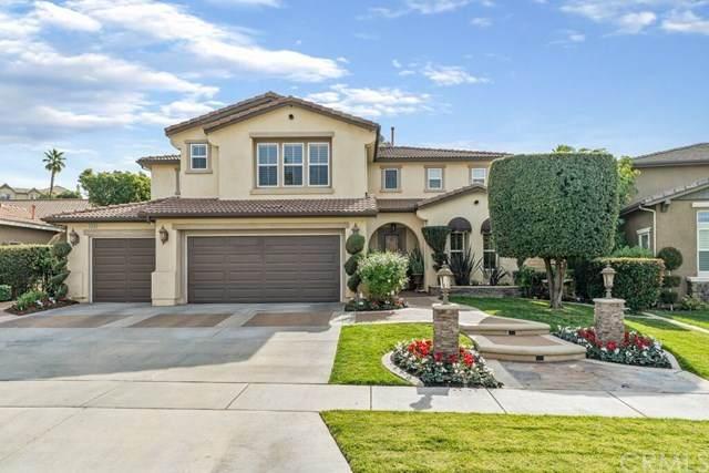 1320 Elysia Street, Corona, CA 92882 (#OC21041063) :: The Alvarado Brothers