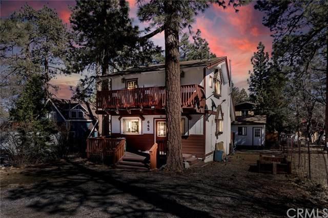 645 Leonard Lane, Sugarloaf, CA 92386 (#EV21039254) :: EXIT Alliance Realty