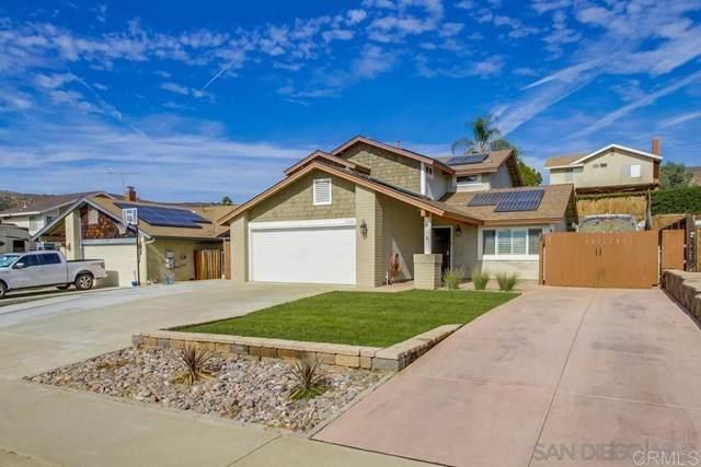10246 Princess Joann Road, Santee, CA 92071 (#PTP2101337) :: Power Real Estate Group