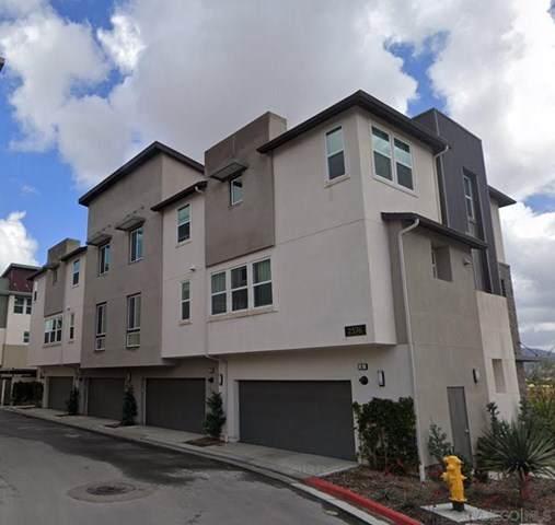 2379 Element Way #4, Chula Vista, CA 91915 (#210005145) :: Jett Real Estate Group