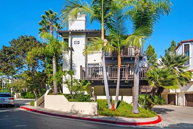 8612 Villa La Jolla Dr. #3, La Jolla, CA 92037 (#210005155) :: Twiss Realty