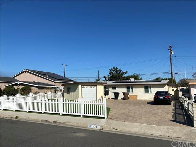 8201 Fillmore Drive, Anaheim, CA 92804 (#OC21041208) :: Wahba Group Real Estate | Keller Williams Irvine