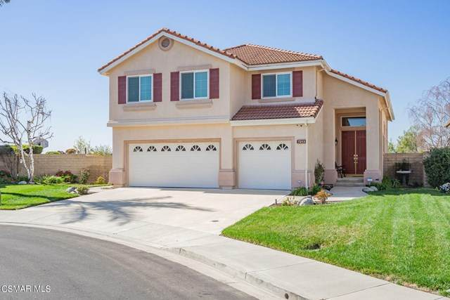 7213 Imbach Place, Moorpark, CA 93021 (#221001028) :: The Costantino Group | Cal American Homes and Realty