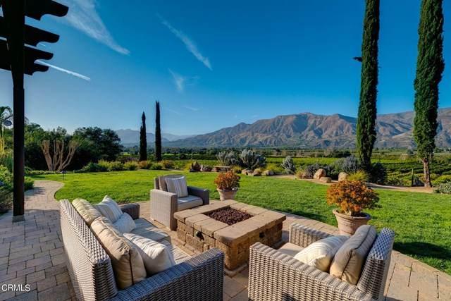 3000 E Ojai Avenue, Ojai, CA 93023 (#V1-4133) :: The Costantino Group | Cal American Homes and Realty