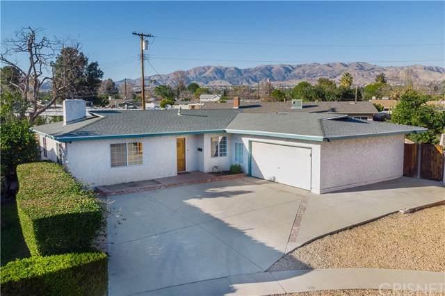 20347 Citronia Street, Chatsworth, CA 91311 (#SR21028286) :: Power Real Estate Group