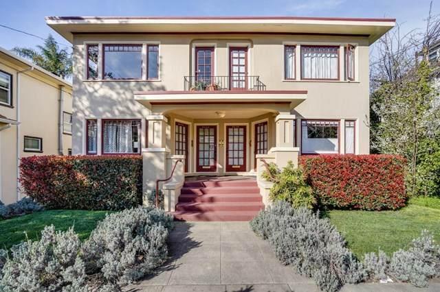 2636 Regent Street, Berkeley, CA 94704 (#ML81831733) :: Millman Team