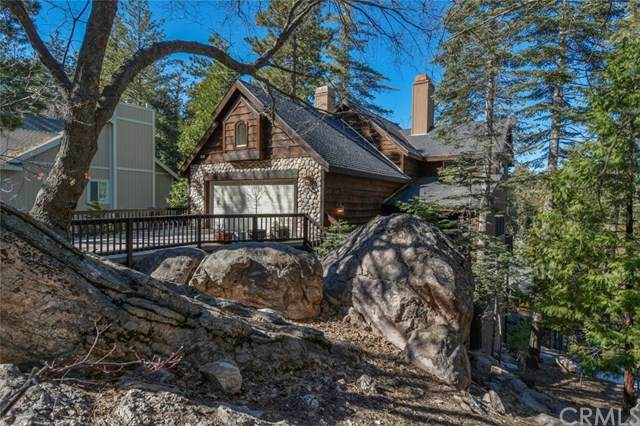 27388 Pinewood Drive, Lake Arrowhead, CA 92352 (#EV21041345) :: Power Real Estate Group