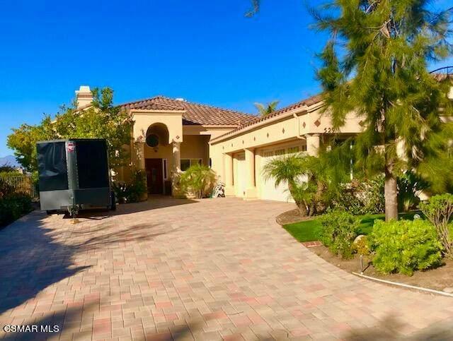 529 Vista Montana, Camarillo, CA 93010 (#221001036) :: The Costantino Group | Cal American Homes and Realty