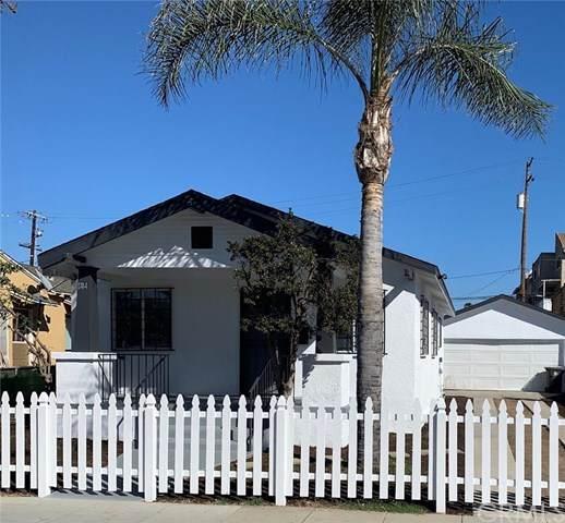 1744 Chestnut Avenue, Long Beach, CA 90813 (#DW21041360) :: Jett Real Estate Group