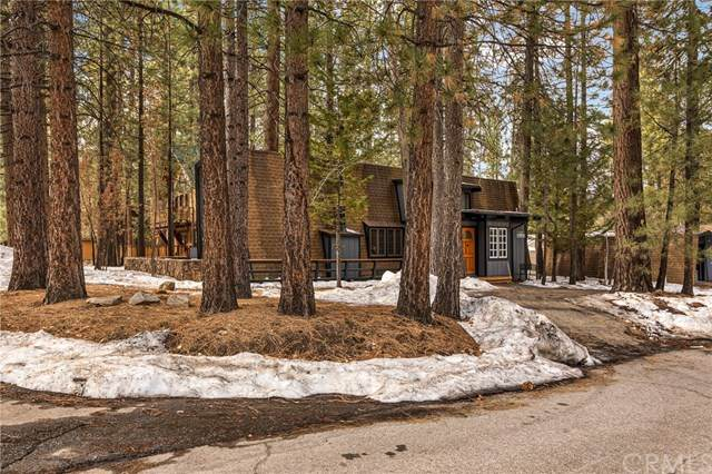 41992 Evergreen Drive, Big Bear, CA 92315 (#DW21041362) :: Power Real Estate Group