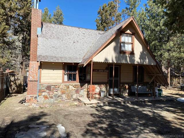 525 Elysian Blvd, Big Bear, CA 92314 (#210005183) :: The Costantino Group | Cal American Homes and Realty