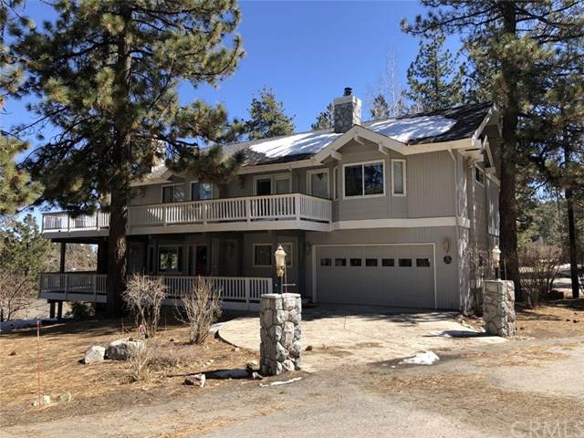 769 Manzanita Court, Big Bear, CA 92315 (#RS21041455) :: Power Real Estate Group