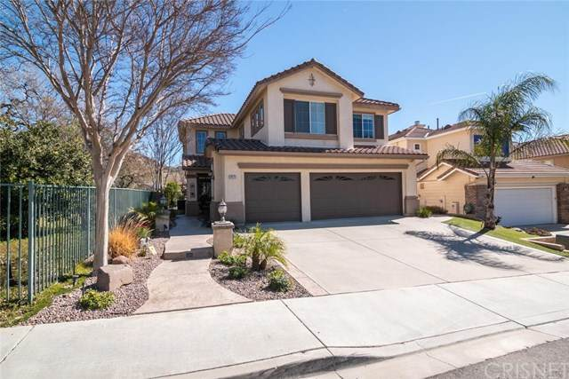 2672 Bloom Street, Simi Valley, CA 93063 (#SR21041478) :: Bathurst Coastal Properties