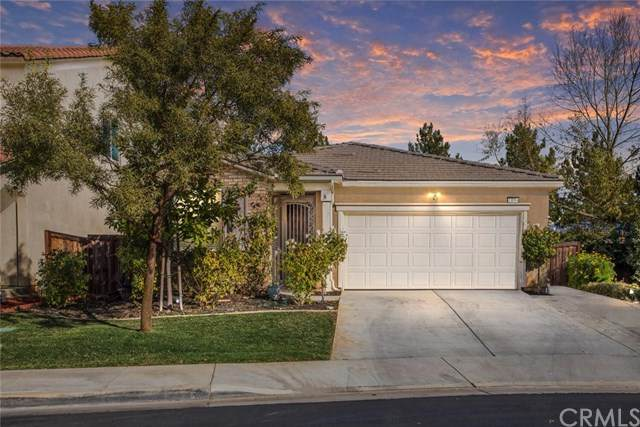 13094 Bowker Play Court, Beaumont, CA 92223 (#EV21040220) :: A|G Amaya Group Real Estate