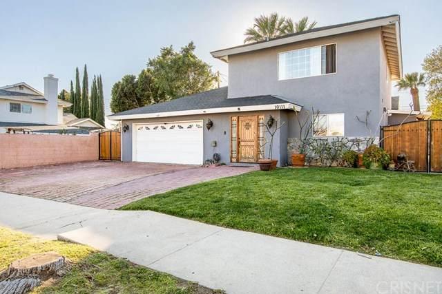10111 Variel Avenue, Chatsworth, CA 91311 (#SR21041122) :: The Ashley Cooper Team