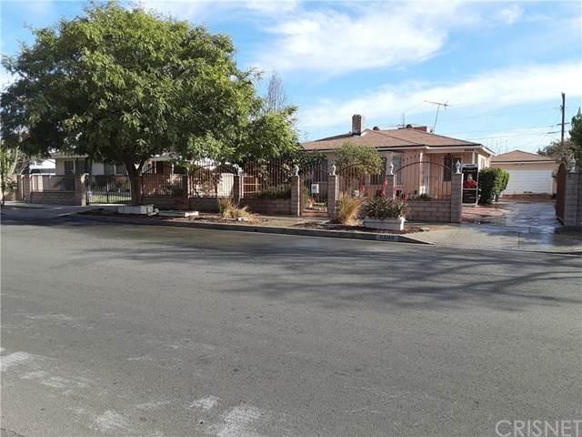 6544 Saint Clair Avenue, North Hollywood, CA 91606 (#SR21025706) :: The Ashley Cooper Team