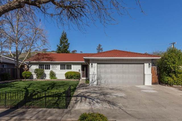 1061 Wallace Drive, San Jose, CA 95120 (#ML81831705) :: The Ashley Cooper Team