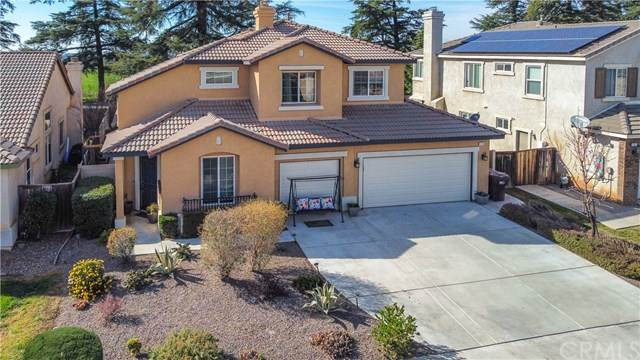1549 Mountain View Trail, Beaumont, CA 92223 (#EV21025098) :: A|G Amaya Group Real Estate