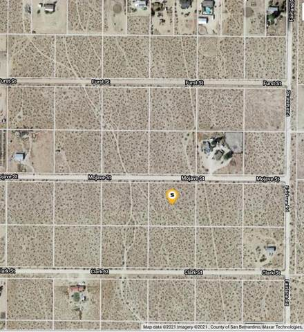 0 Mojave Street, Lucerne Valley, CA 92356 (#532600) :: The Ashley Cooper Team