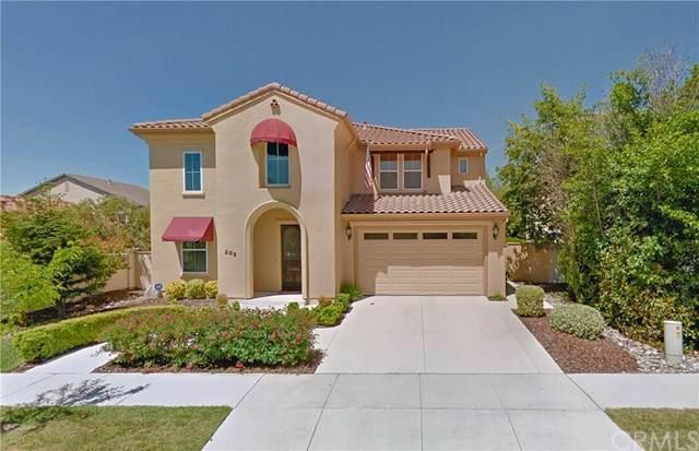 203 Vista Del Rio Court, Paso Robles, CA 93446 (#SC21041600) :: The Ashley Cooper Team