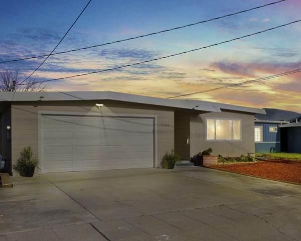 42760 Newport Drive, Fremont, CA 94538 (#ML81831798) :: Blake Cory Home Selling Team