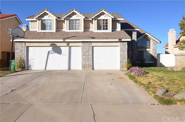 3109 Sandstone Court, Palmdale, CA 93551 (#SB21041738) :: Laughton Team | My Home Group