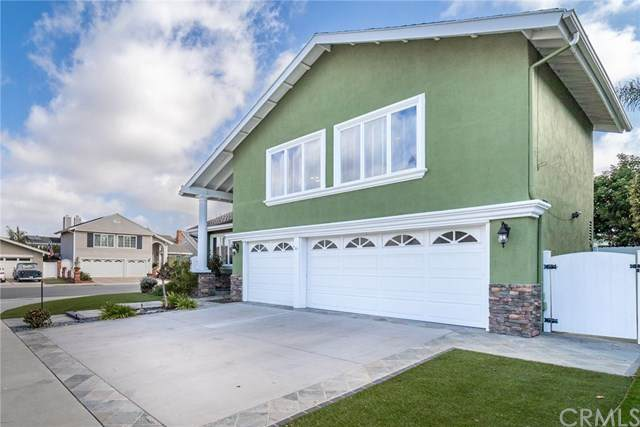 20222 Morristown Circle, Huntington Beach, CA 92646 (#LG21041754) :: Blake Cory Home Selling Team